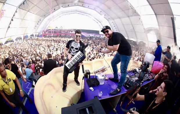 DJ Alok e Xand Avião (Crédito: Reprodução)