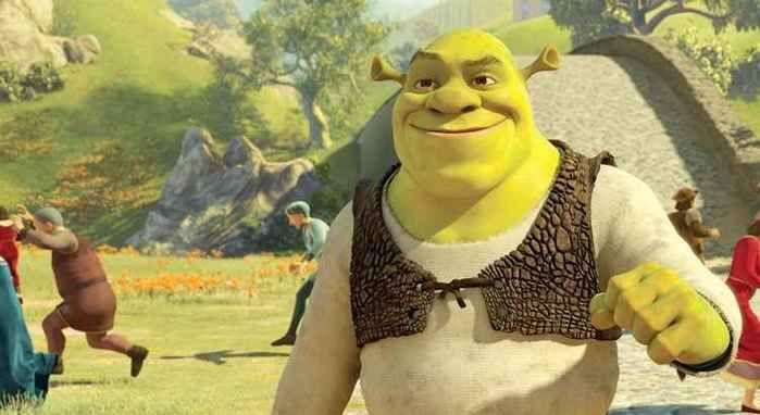 Shrek, o famoso ogro dos cinemas, é um bom exemplo de que a aparência nem sempre é tudo (Crédito: Reprodução)