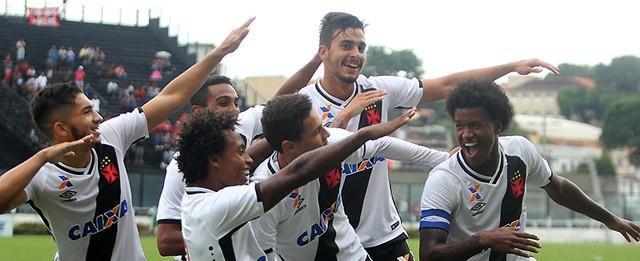No Sub-20, Vasco vence o Fla e vai à final da Taça Guanabara