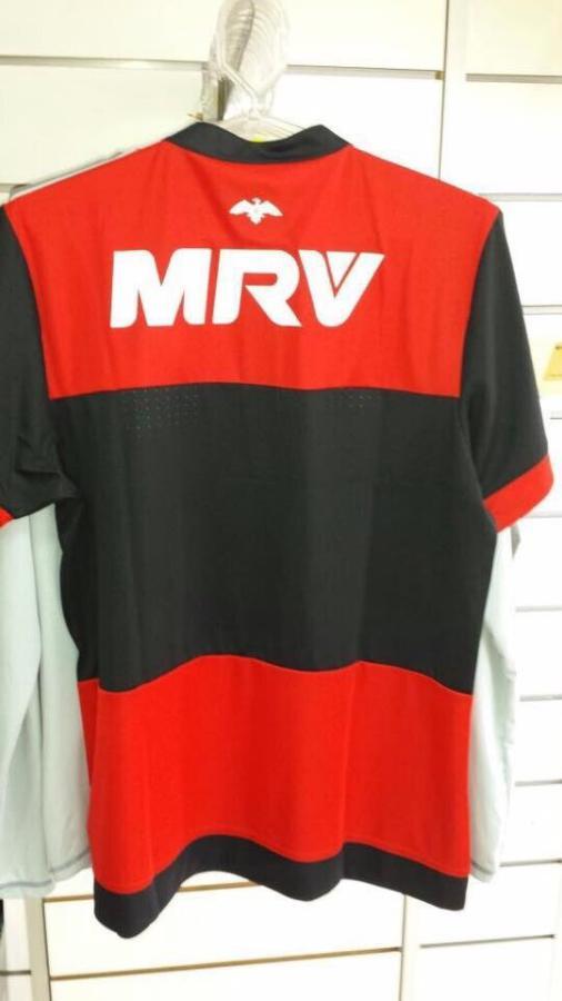 Provável nova camisa do Flamengo (Crédito: Reprodução)