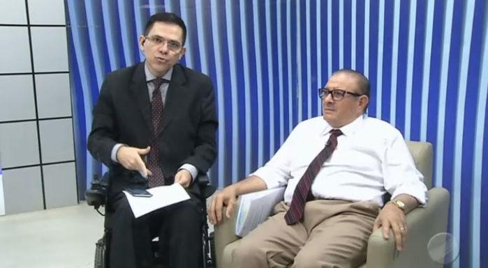 Advogado Valdeci Cavalcante (Crédito: Reprodução)