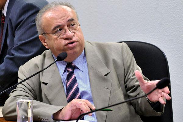 Heráclito Fortes (Crédito:  Geraldo Magela/Agência Senado)