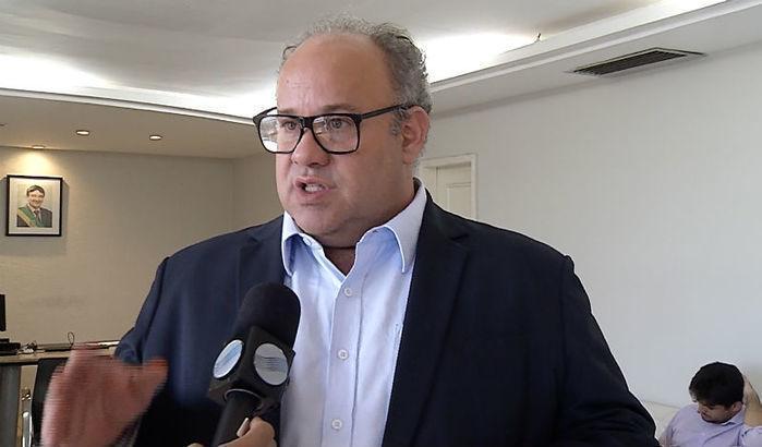 diretor do Detran-PI, Arão Leão (Crédito: Reprodução)