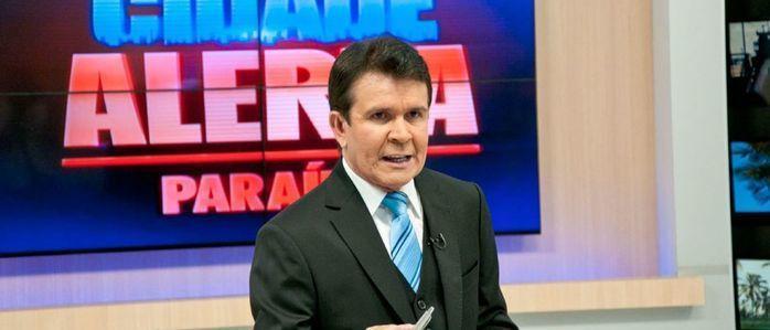 O apresentador Jota Júnior