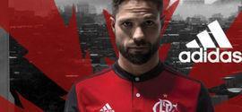 Flamengo lança novo uniforme para a temporada 2017