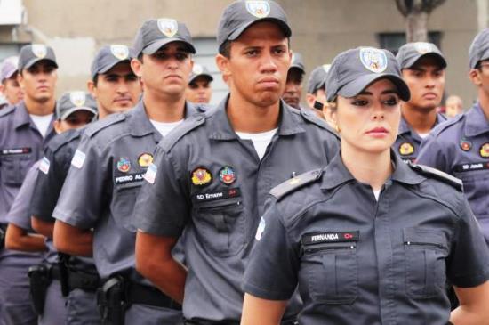 Polícia Militar de SP oferta 70 vagas