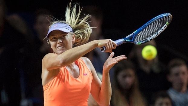 Maria Sharapova (Crédito: Getty)