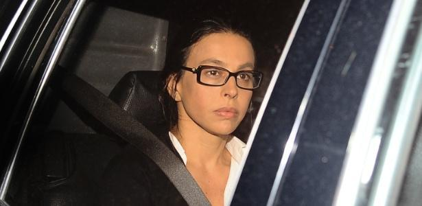 Adriana Ancelmo, esposa de Sérgio Cabral