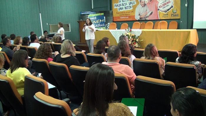 Canal Educação inicia preparatório para o Enem