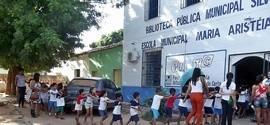 A Prefeitura Municipal de Bom Jesus realiza Semana do Livro Infanti