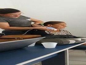 População recebe atendimento fonoaudiólogo em Santo Inácio
