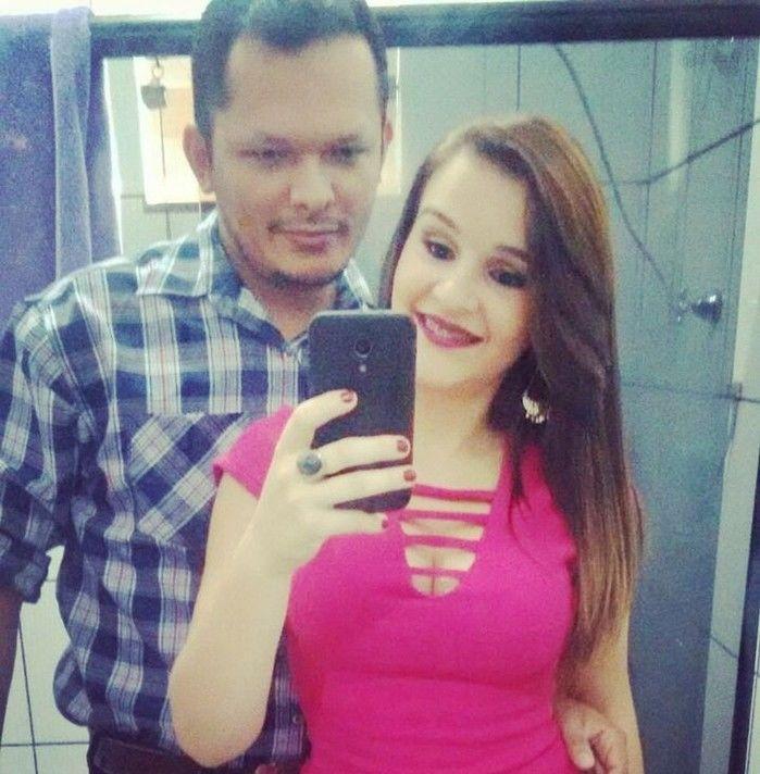 Ismael teria matado Jéssica Moreira Hernandes, de 17 anos, por causa de ciúmes (Crédito: Reprodução)