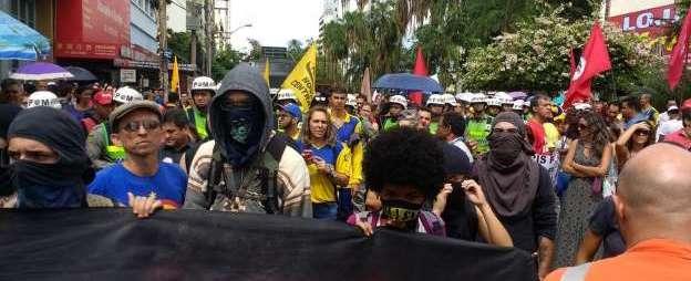Jornais internacionais repercutem greve geral realizada no Brasil