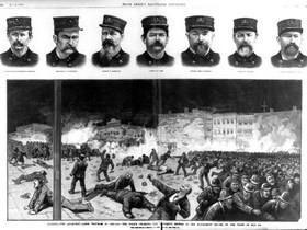 Greve e massacre deram origem ao feriado de 1º de maio