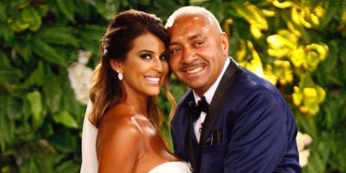 Tiririca se casa com a mulher gata depois de 20 anos juntos