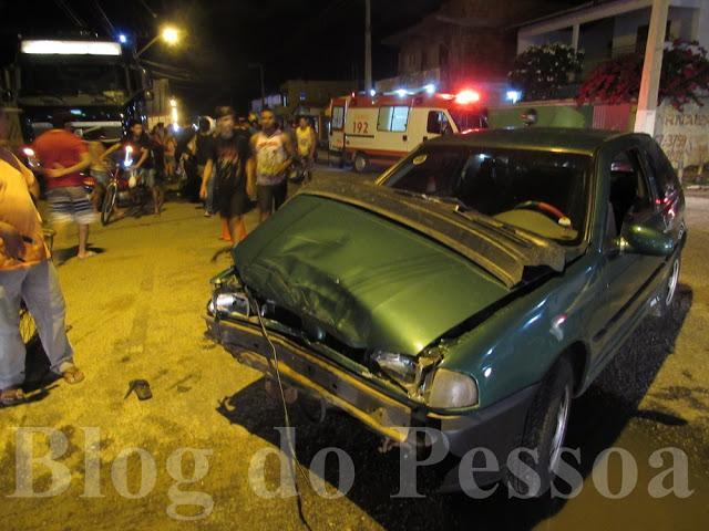 Acidente deixa jovem em estado grave no litoral do Piauí