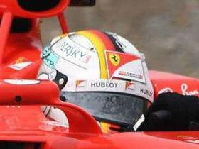 GP da Rússia: Vettel acaba com jejum de um ano e conquista pole