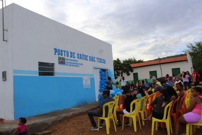 Inaugurado o Posto de Saúde Mãe Teresa da Comunidade Cepisa - Imagem 2