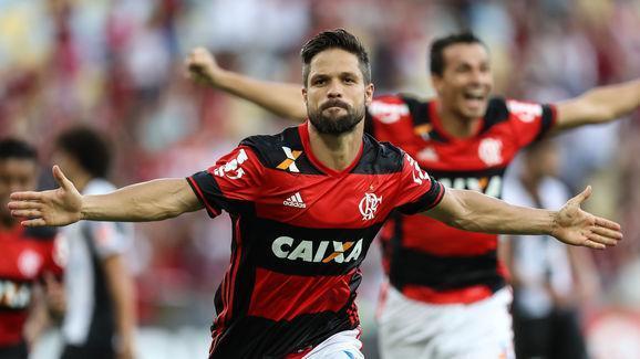 O meia Diego é um dos destaques do time (Crédito: Reprodução)
