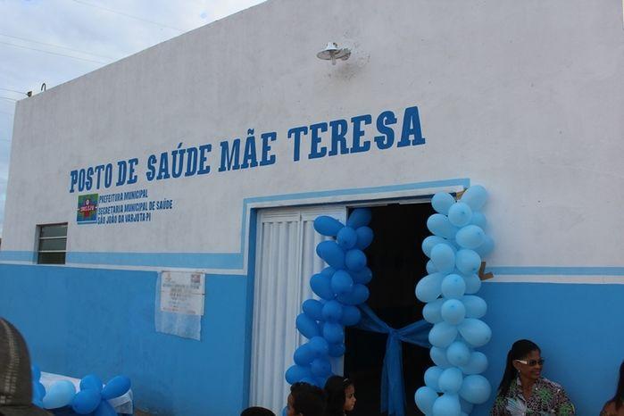 Inaugurado o Posto de Saúde Mãe Teresa da Comunidade Cepisa - Imagem 3