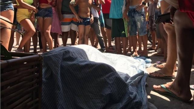 Idoso de 71 anos é morto por bala perdida e filho acusa PMs