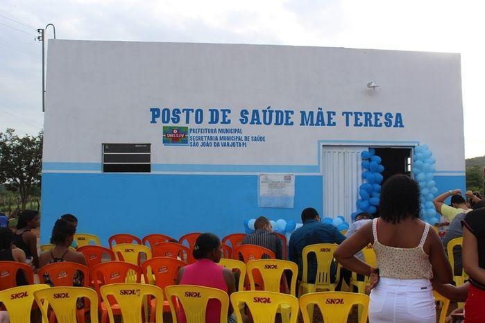 Posto de Saúde Mãe Teresa- comunidade Cepisa (Crédito: José Carlos da Silva)