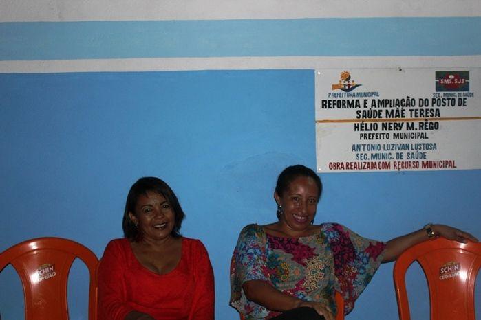 Inaugurado o Posto de Saúde Mãe Teresa da Comunidade Cepisa - Imagem 12