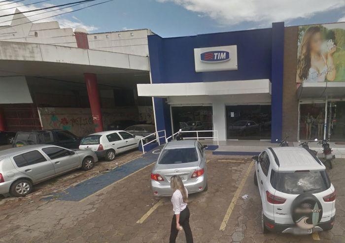 Loja TIM  (Crédito: Reprodução google maps)