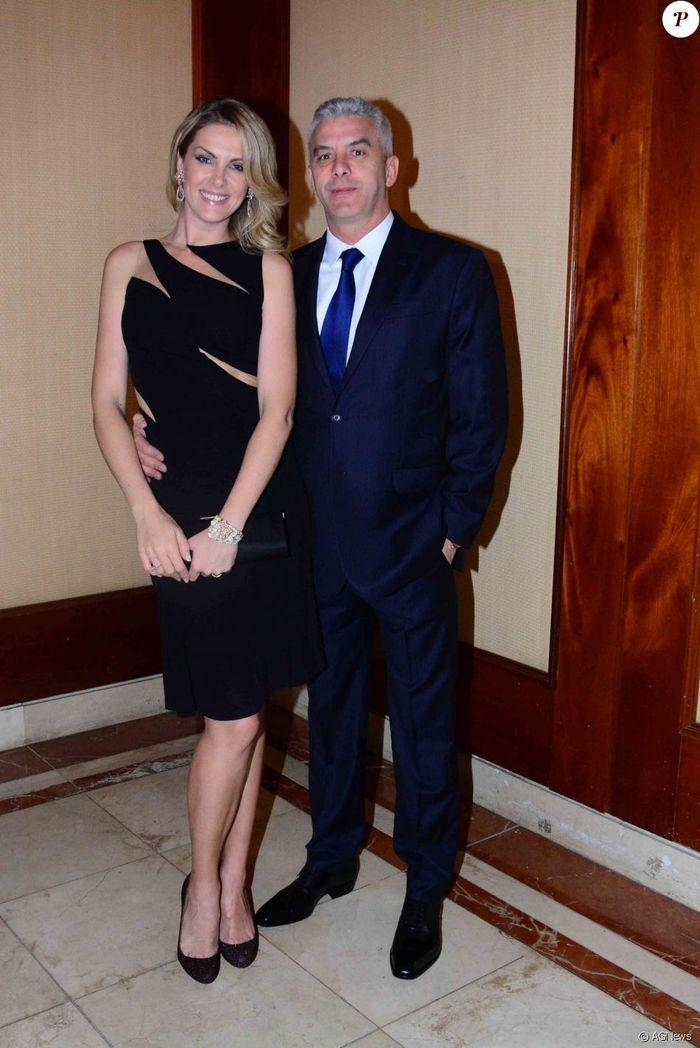 Marido de Ana Hickmann pede desculpas após xingar grevistas