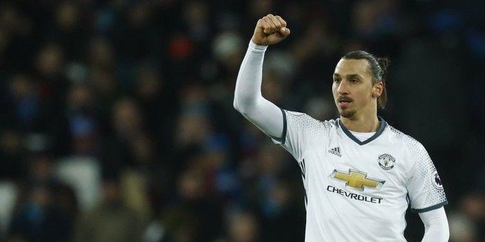 Ibrahimovic não garantiu sua permanência no Manchester United para a próxima temporada (Crédito: Reuters)