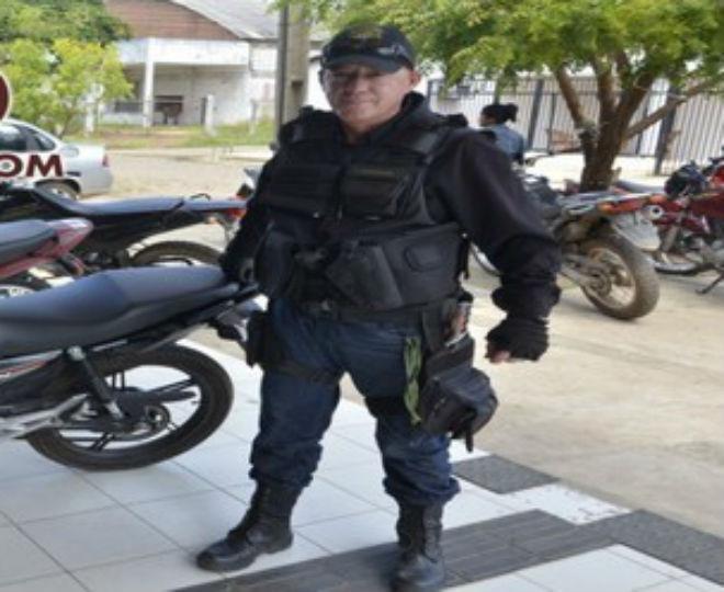"O vigilante Antonio Cavalcante, o ""Toin"" sofreu tentativa de assassinato"