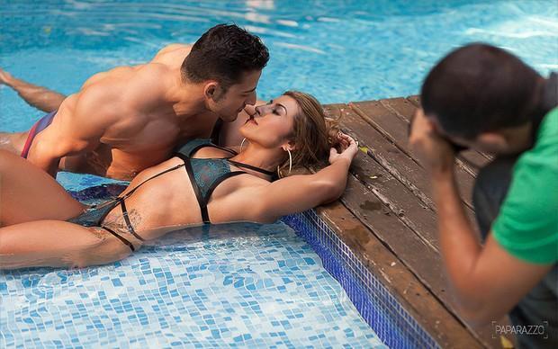 Priscila Pires adora mandar 'nudes', mas não curte sexo virtual