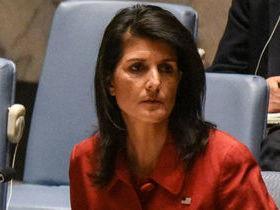 Embaixadora dos EUA não descarta nova intervenção militar na Síria