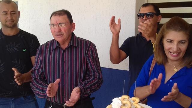 Dom Expedito Lopes comemorou os 53 anos de emancipação. - Imagem 332