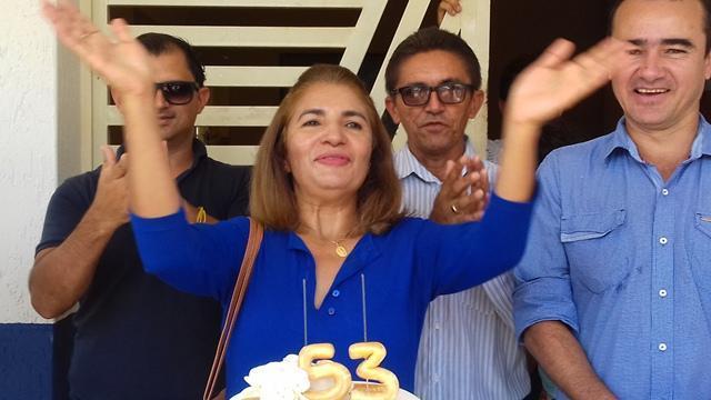 Dom Expedito Lopes comemorou os 53 anos de emancipação. - Imagem 336
