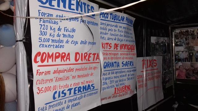 Dom Expedito Lopes comemorou os 53 anos de emancipação. - Imagem 222
