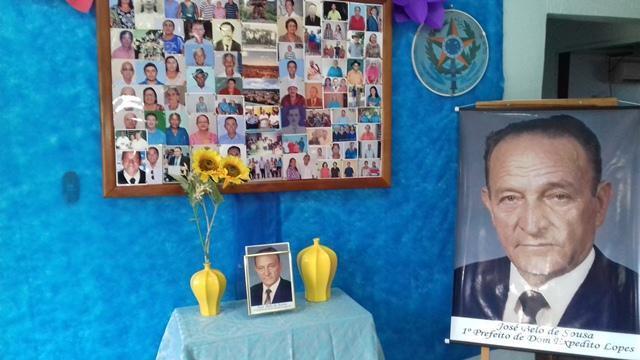 Dom Expedito Lopes comemorou os 53 anos de emancipação. - Imagem 339
