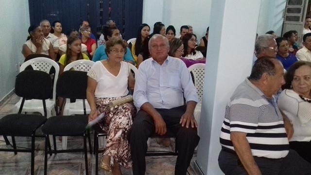 Dom Expedito Lopes comemorou os 53 anos de emancipação. - Imagem 136