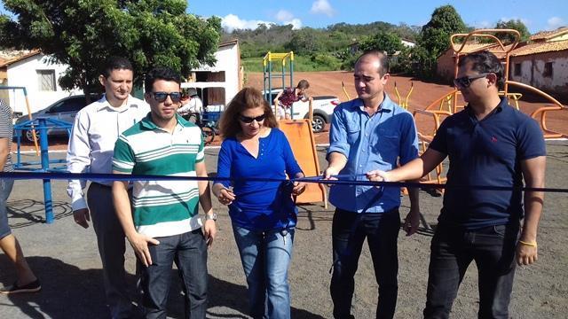 Dom Expedito Lopes comemorou os 53 anos de emancipação. - Imagem 302
