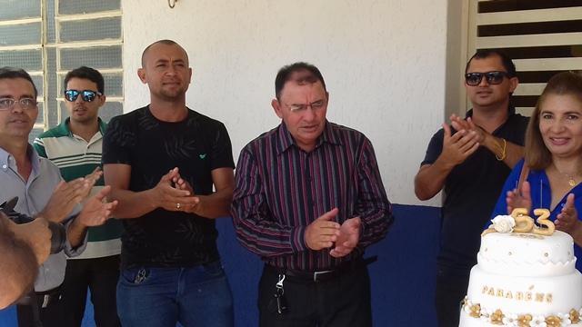 Dom Expedito Lopes comemorou os 53 anos de emancipação. - Imagem 335
