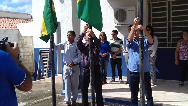 Dom Expedito Lopes comemorou os 53 anos de emancipação. - Imagem 314