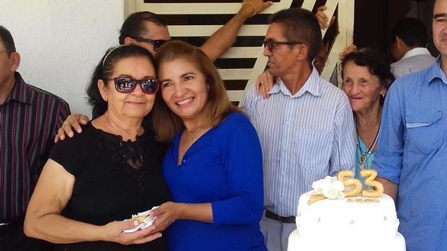 Dom Expedito Lopes comemorou os 53 anos de emancipação. - Imagem 338