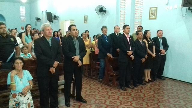 Dom Expedito Lopes comemorou os 53 anos de emancipação. - Imagem 345