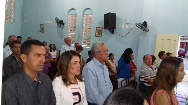 Dom Expedito Lopes comemorou os 53 anos de emancipação. - Imagem 343