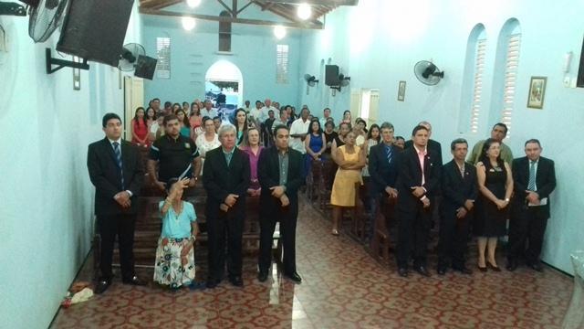 Dom Expedito Lopes comemorou os 53 anos de emancipação. - Imagem 346