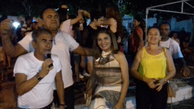 Dom Expedito Lopes comemorou os 53 anos de emancipação. - Imagem 274
