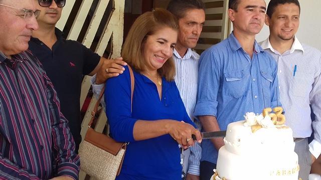 Dom Expedito Lopes comemorou os 53 anos de emancipação. - Imagem 330