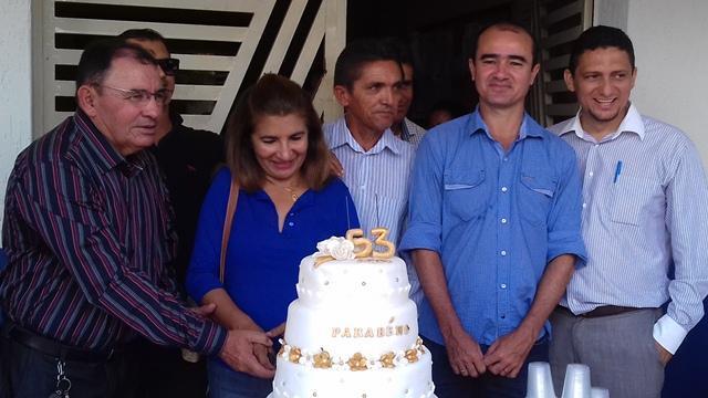 Dom Expedito Lopes comemorou os 53 anos de emancipação. - Imagem 328