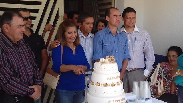 Dom Expedito Lopes comemorou os 53 anos de emancipação. - Imagem 331
