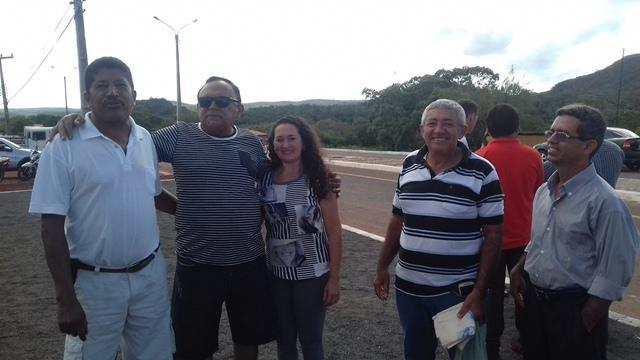 Dom Expedito Lopes comemorou os 53 anos de emancipação. - Imagem 310